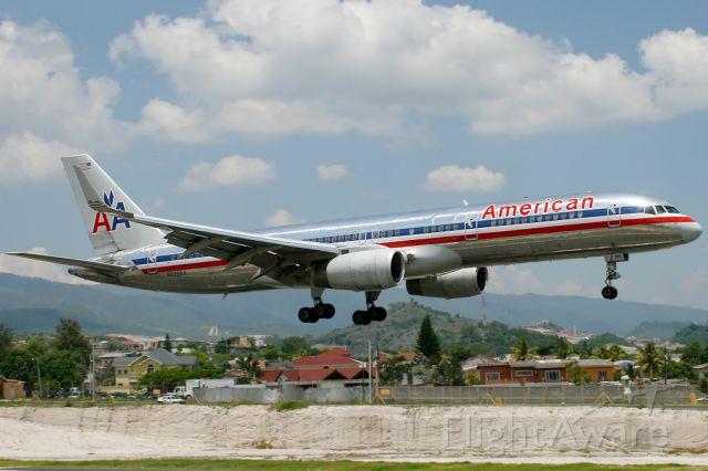 Boeing 757-200 (AAL953)