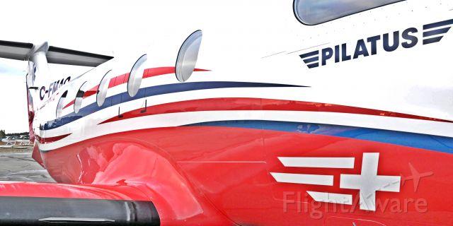 Pilatus PC-12 (FKL360) - AIR MEDIC (C-FMAO)