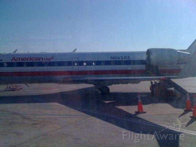 Canadair Regional Jet CRJ-200 (N863AS)
