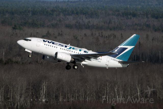 BOEING 737-600 (C-GWCQ)