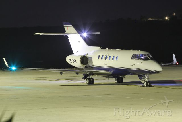 Raytheon Hawker 800 (CS-DPA)