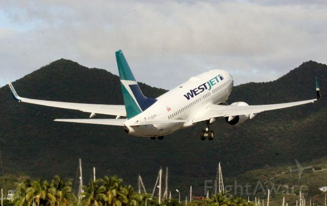 Boeing 737-800 (C-GUWJ)
