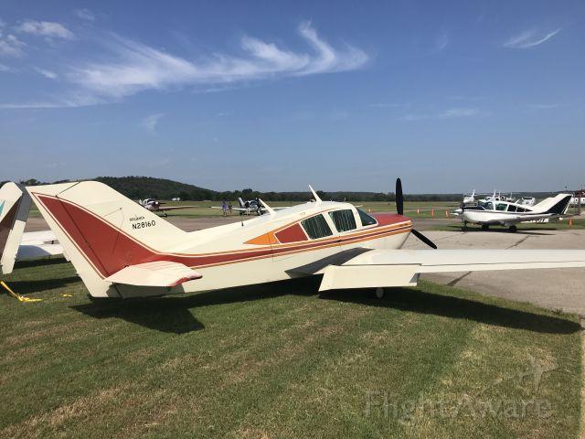 BELLANCA Viking (N28160) - September 14, 2019 Bartlesville Municipal Airport OK - Bellanca Fly-in