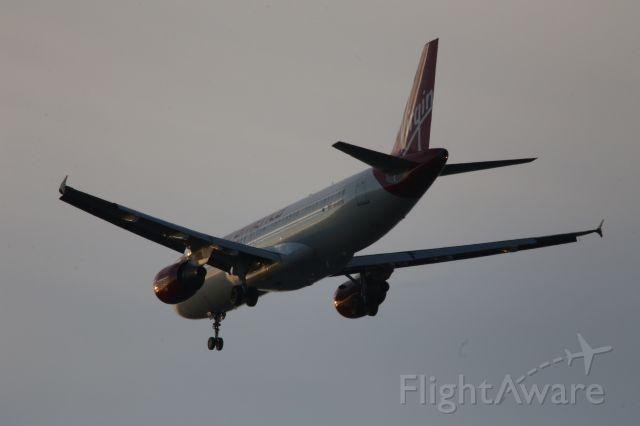 Airbus A321 (N846VA)