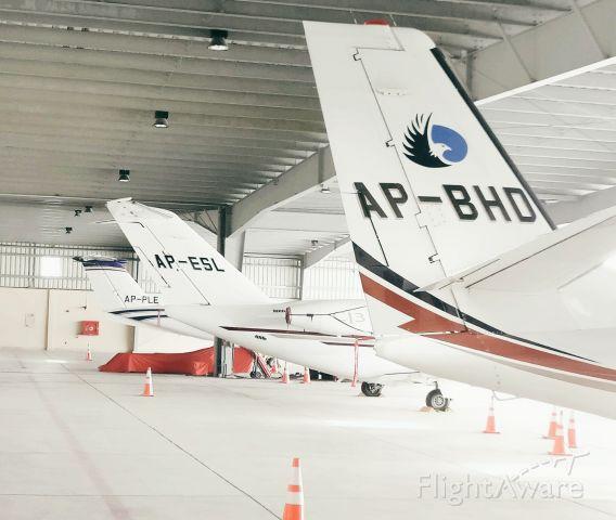 Cessna Citation II (AP-BHD)