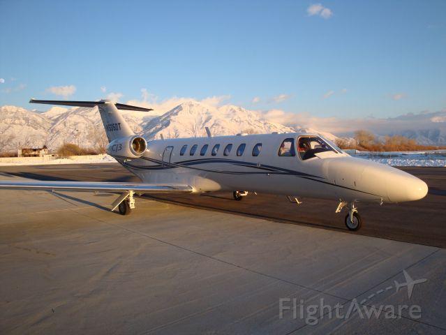 Cessna Citation CJ3 (N535DT)