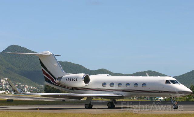 Gulfstream Aerospace Gulfstream IV (N493QS)
