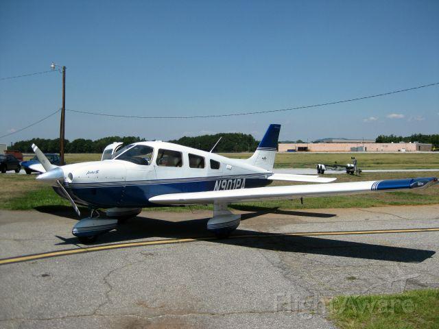 Piper Cherokee (N901PA)