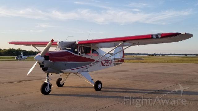 Piper PA-22 Tri-Pacer (N2917P)