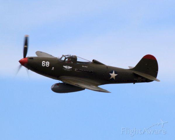 Bell Airacobra (N6968)