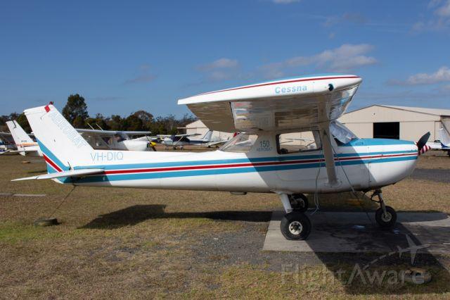 Cessna Commuter (VH-DIQ)