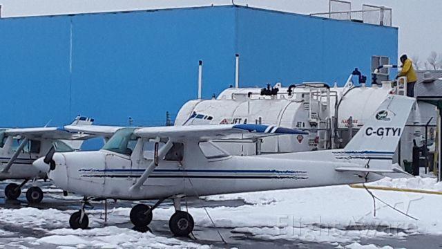 Cessna 152 (C-GTYI)