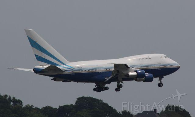 BOEING 747SP (VP-BLK)