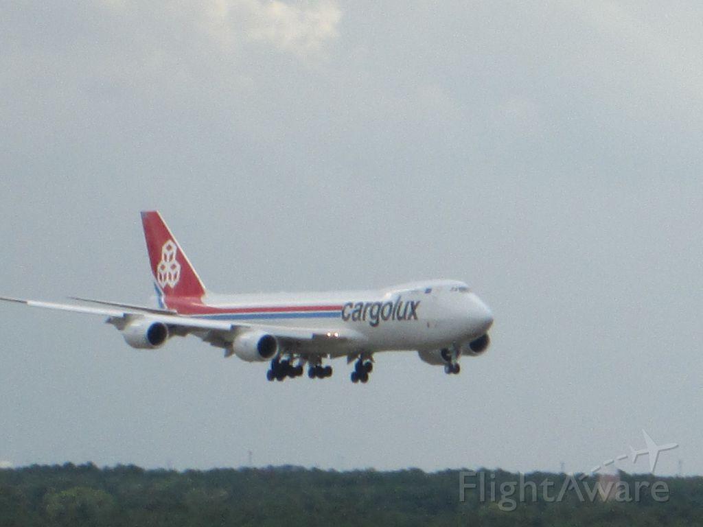 BOEING 747-8 (LX-VCF)