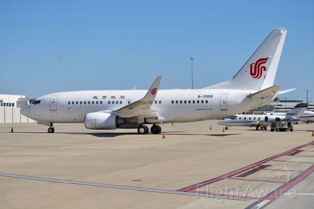 Boeing 737 MAX 7 (B-3999)