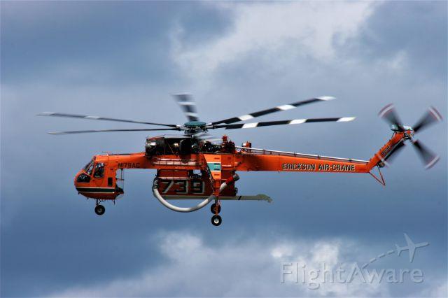 Sikorsky CH-54 Tarhe (N179AC) - Erickson Sky Crane Demo