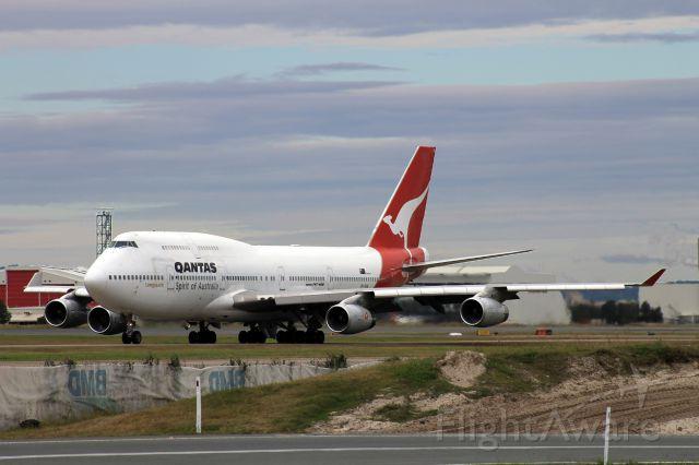 Boeing 747-200 (VH-OJQ)