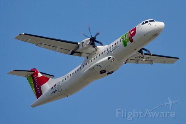 ATR ATR-72 (CS-DJH)