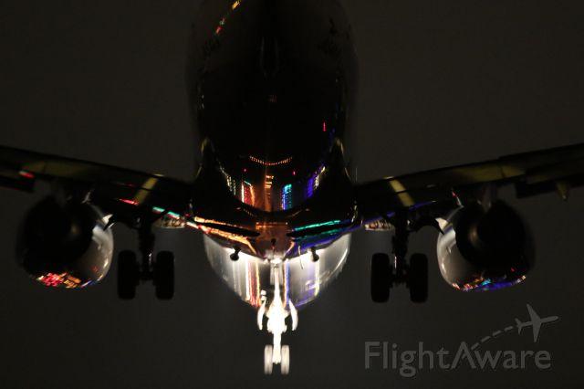 Boeing 737-800 (JA64AN) - 17 December 2015:HND-HKD.