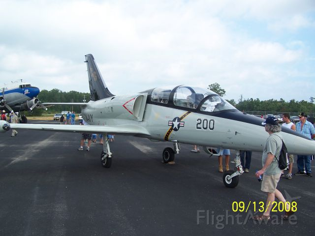 Aero L-39 Albatros (N139CG) - Photo was taken at the Scott County, Oneida Tennessee Air Show.