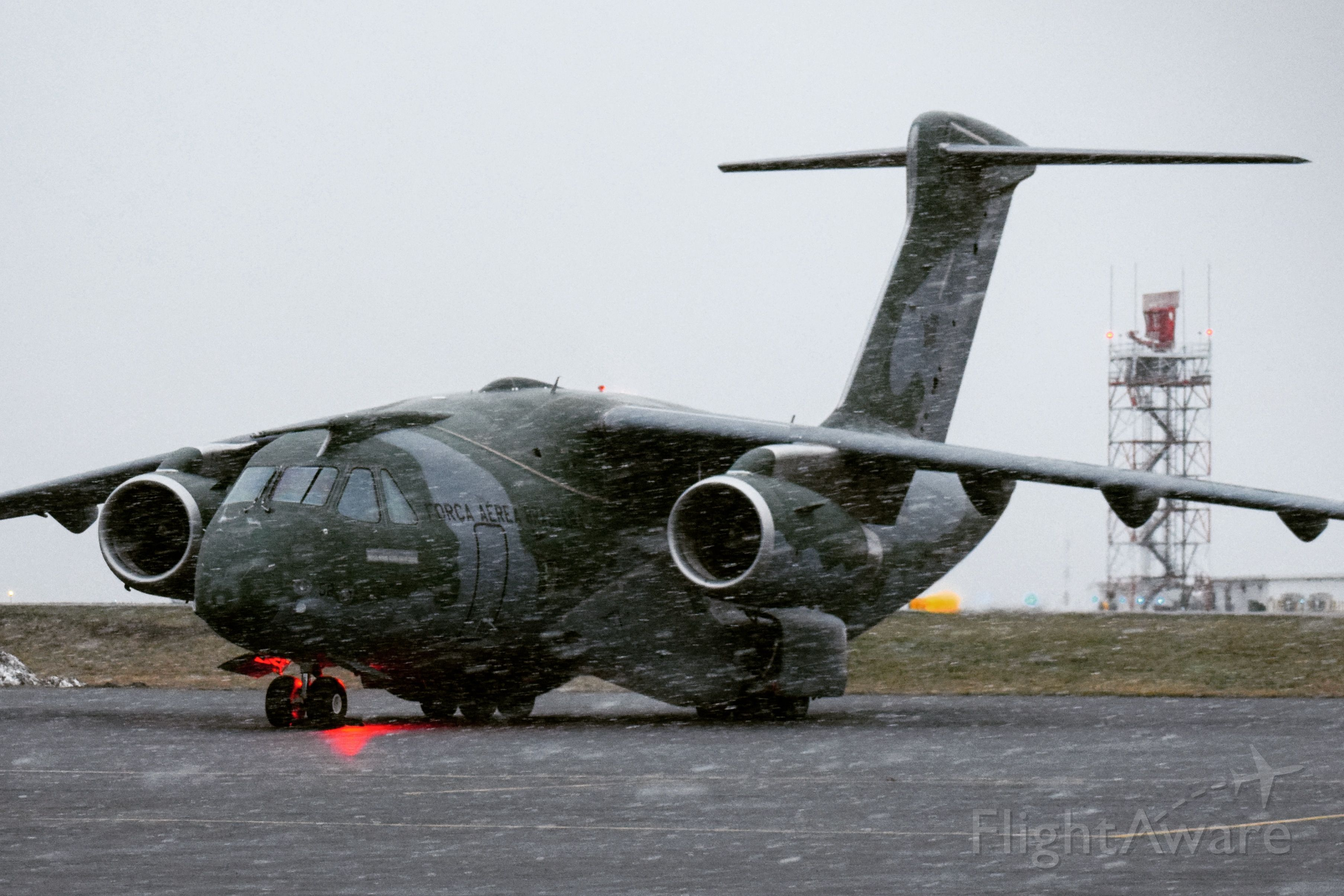 EMBRAER KC-390 (PT-ZNG) - Embraer KC-390 Millennium br /Cold weather testing from Duluth MN to Buffalo NY.