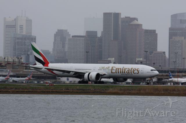 photo of emirates b77w (a6-ecn) ✈ flightaware
