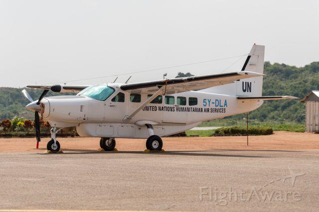 Cessna Caravan (5Y-DLA)