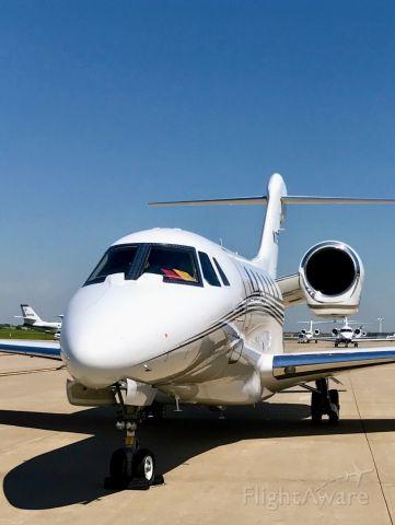 Cessna Citation X (N750DX)