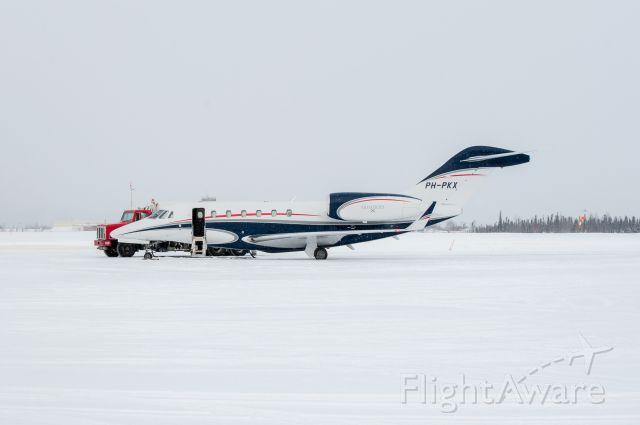 Cessna Citation X (PH-PKX)