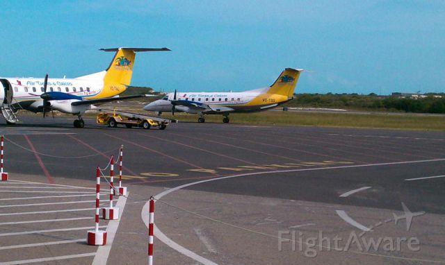 Embraer EMB-120 Brasilia (VQ-TDG)
