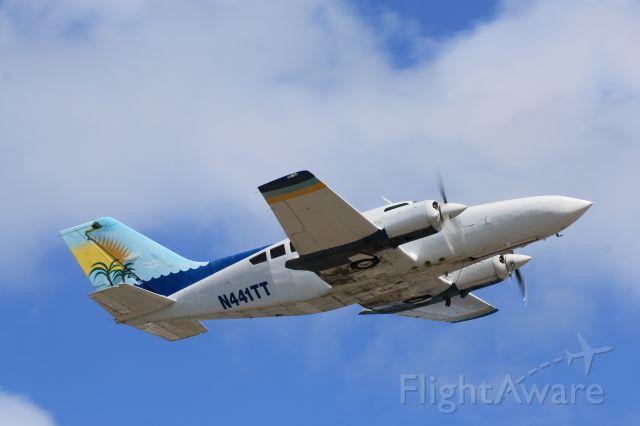 Cessna 402 (N441TT)