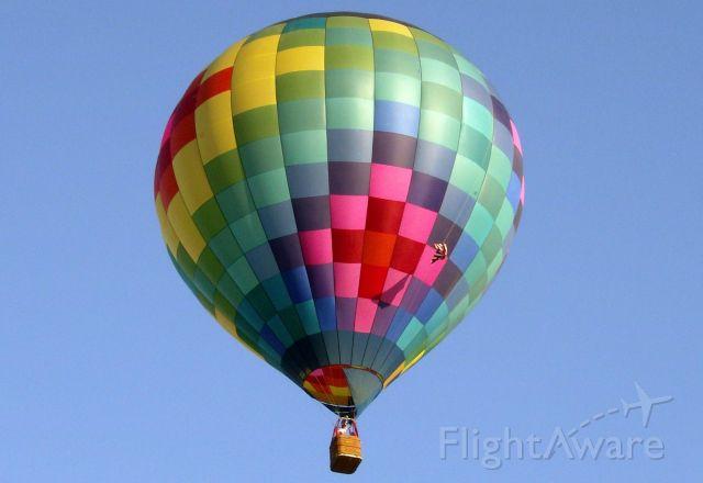 Unknown/Generic Balloon (N3126B) - Red River Balloon Rally in Shreveport, Louisiana.