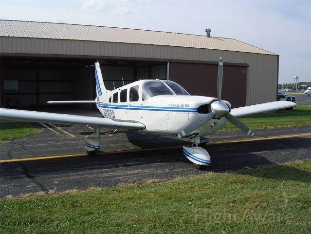 Piper Saratoga (N8160A) - Cherokee Six