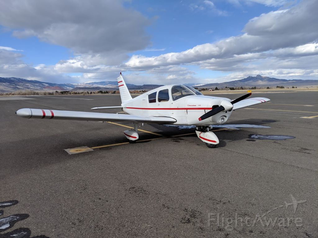 Piper Cherokee (N4699R)