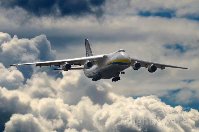 Antonov An-124 Ruslan (UR-82009)