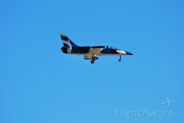 Aero L-39 Albatros (N63XX)