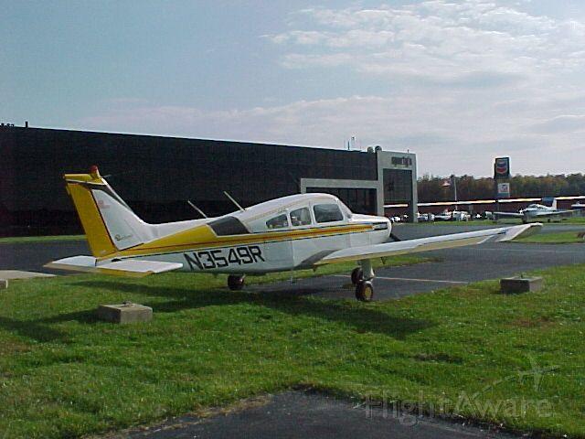 Beechcraft 19 Sport (N3549R)