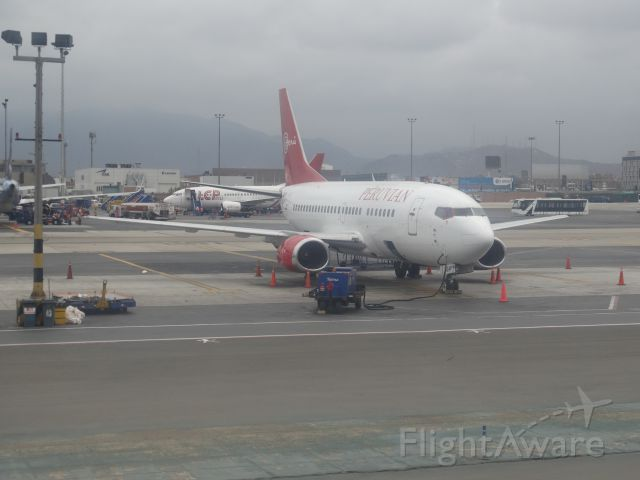 OB2124P — - BOEING 737-300