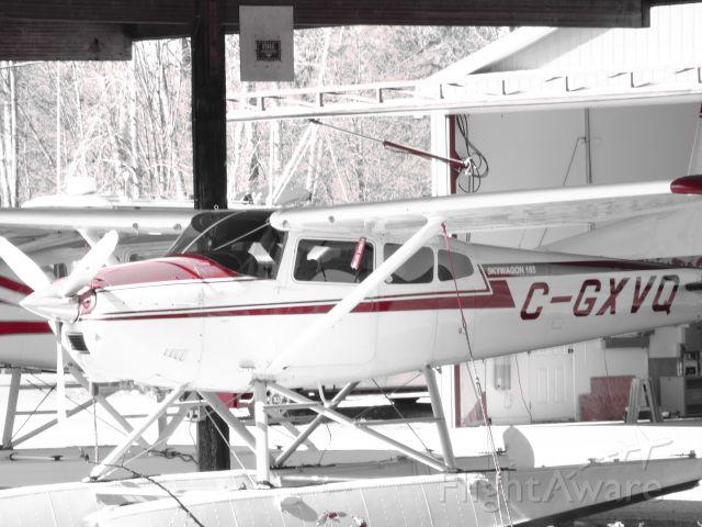 Cessna Skywagon (C-GXVQ)