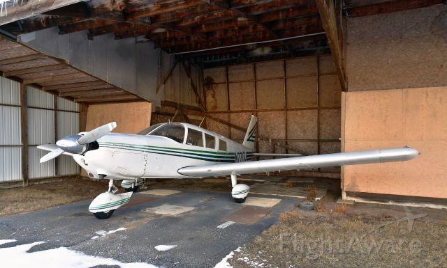 Piper Saratoga (N7717J) - Piper PA-32-260 Cherokee Six N7717J in Mason Jewett, MI