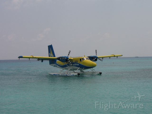 De Havilland Canada Twin Otter (8Q-TMI)