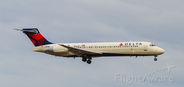 Boeing 717-200 (N985AT) - Shot with a Nikon D3200 w/ Nikkor 70-300mm<br />Best viewed in Full Size