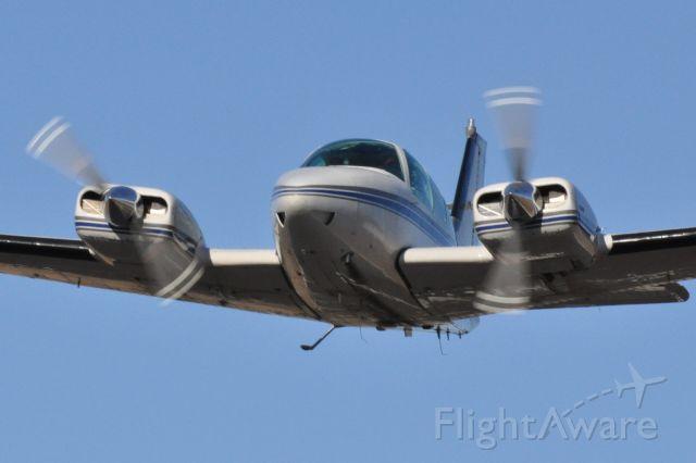 Beechcraft 55 Baron (N755BA)