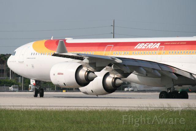 Airbus A340-600 (EC-IZX)