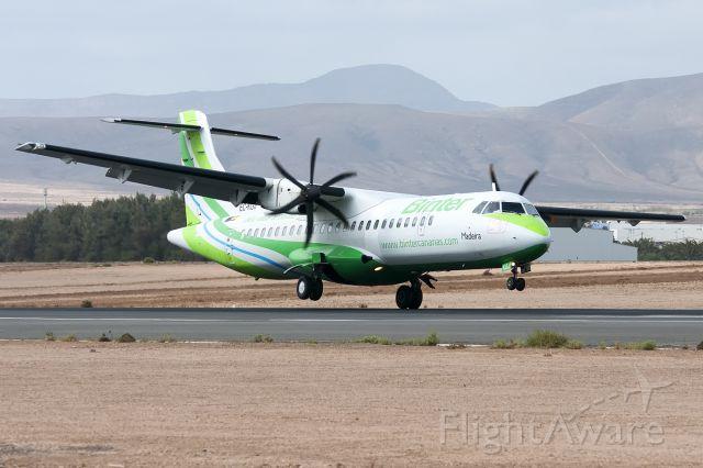 ATR ATR-72 (EC-KGJ)