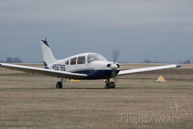 Piper Cherokee (N56786)