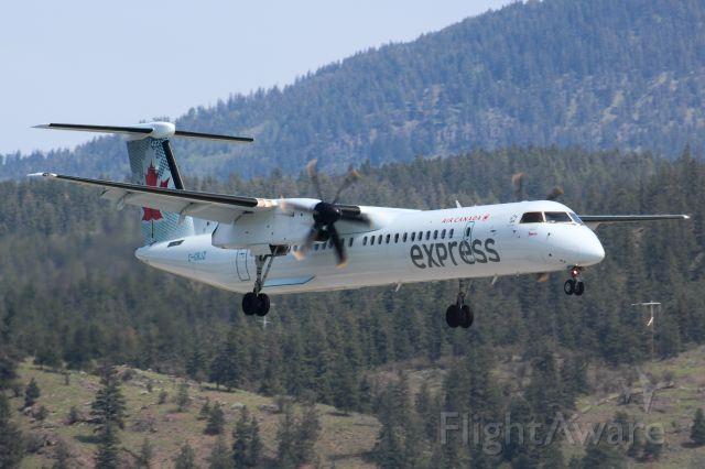 de Havilland Dash 8-400 (C-GBJZ)