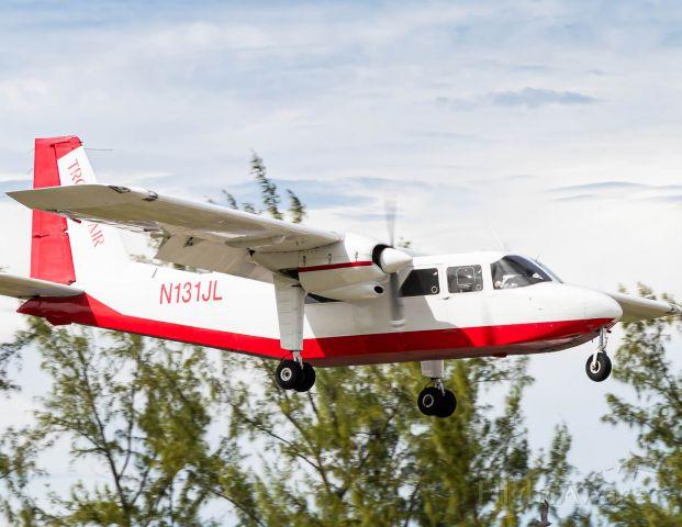 ROMAERO Islander (N131JL)