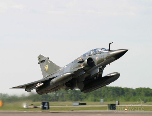 DASSAULT-BREGUET Mirage 2000 — - Maple Flag launch