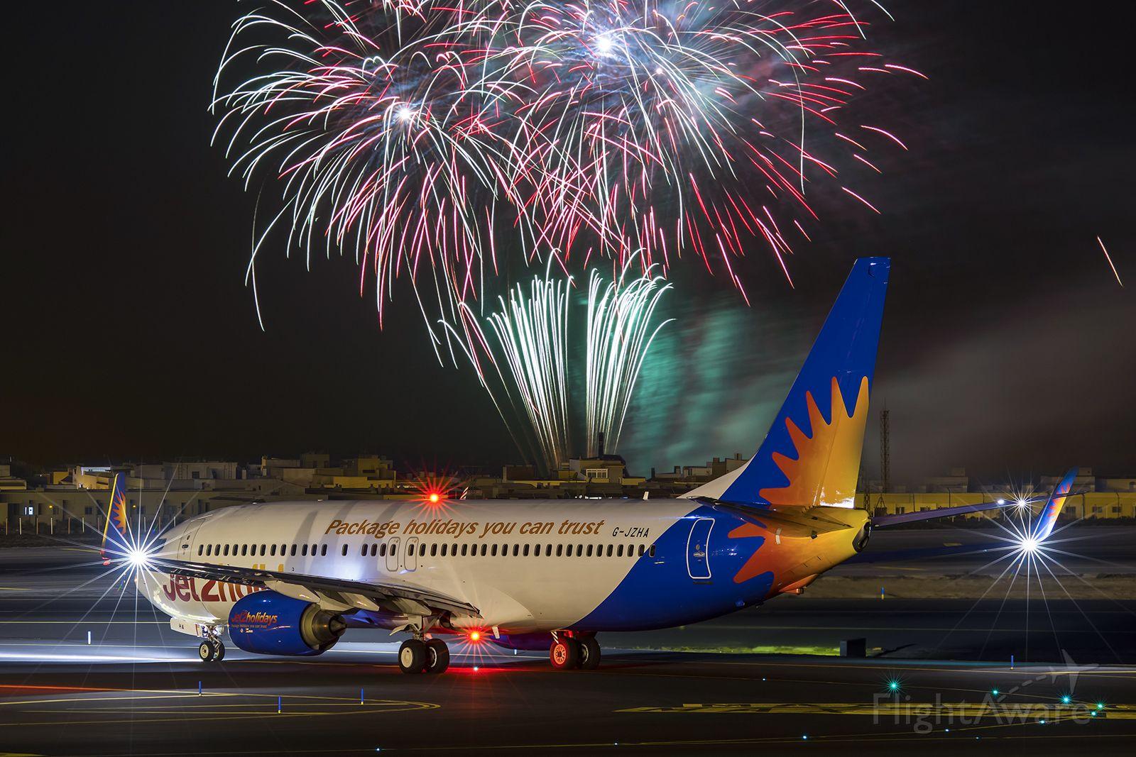 Boeing 737-800 (G-JZHA) - Boeing 737-8K5(WL) serial 30417 / 781<br />Tenerife Sur<br />16/07/2016